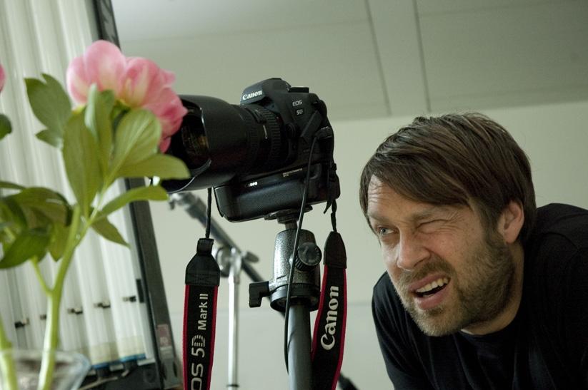 Marcus at work for Bayerische Hausbau